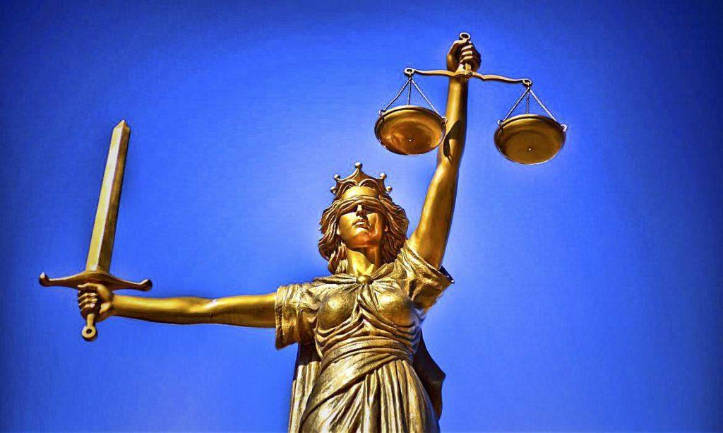 Diosa Justicia