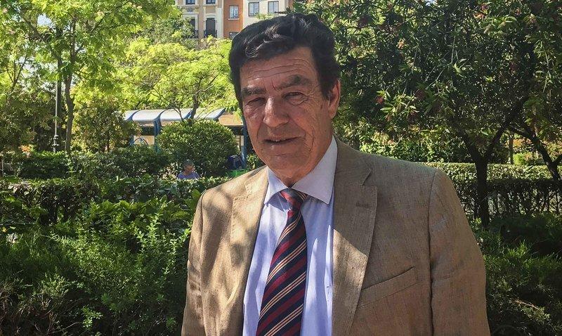 Emilio Calatayud, magistrado juez del Juzgado de Menores número 1 de Granada y toda una referencia en el ámbito de Menores. Yolanda Rodríguez/Confilegal.