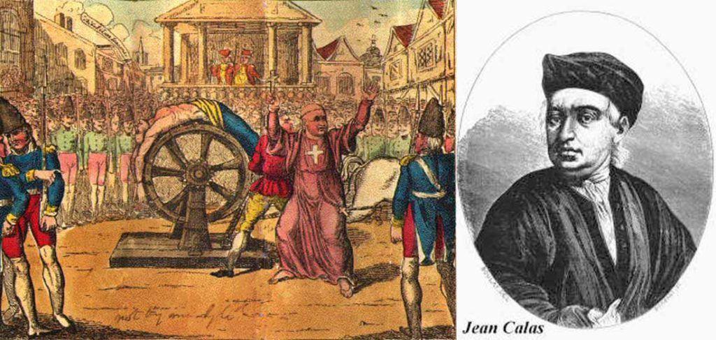 ¿Sabe cuál fue el caso que condujo a la abolición de la tortura judicial en Francia, primero, y en Europa después?