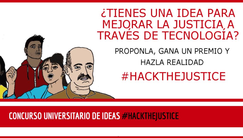 #HackTheJustice: Abierto el concurso de ideas para mejorar el Estado de Derecho
