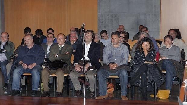 La Audiencia de Asturias prevé notificar la sentencia del Caso Marea el 31 de julio