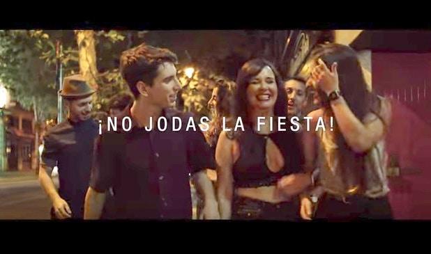 #NoJodasLaFiesta: Energy Control publica un videoclip contra el acoso sexual en espacios de fiesta