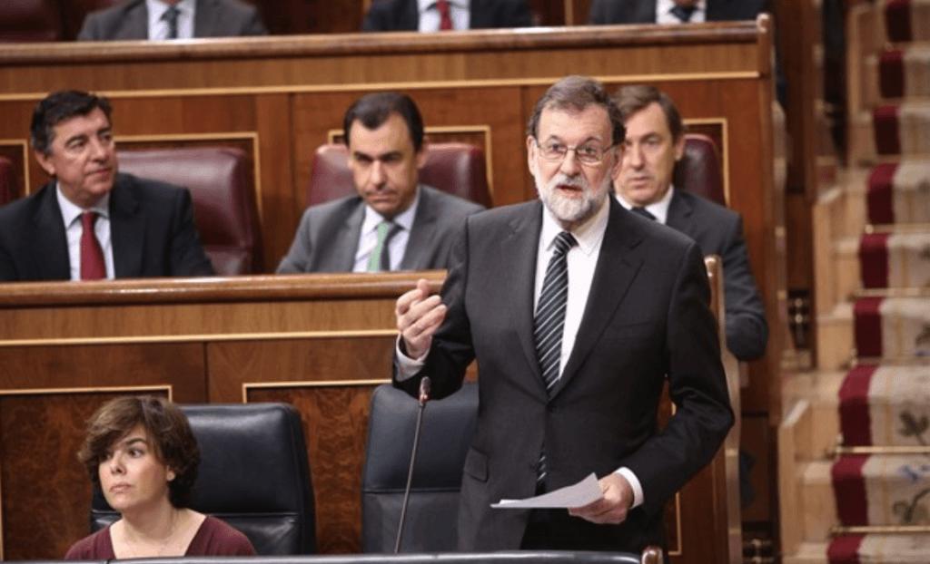 """El Gobierno ve un """"chantaje"""" que el PDeCat avale la independencia ante la aplicación del 155"""