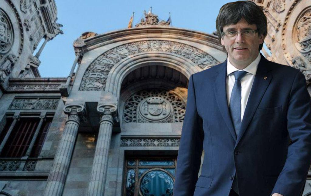 El TSJCat resolverá si tramita la petición de VOX para detener a Puigdemont