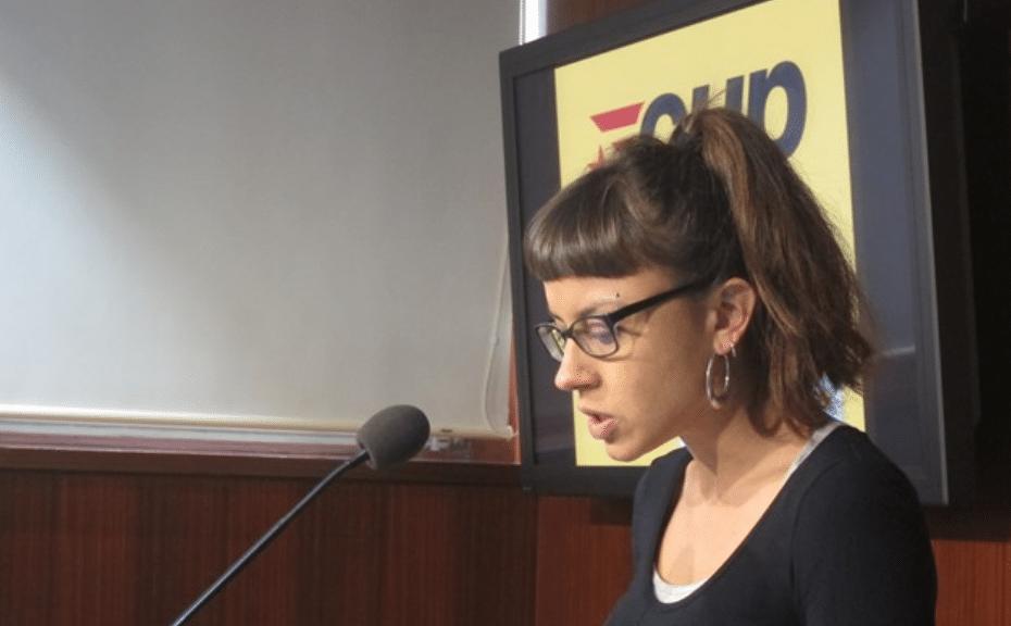 CSIF denuncia una concejala de la CUP por injurias a los cuerpos de seguridad del Estado
