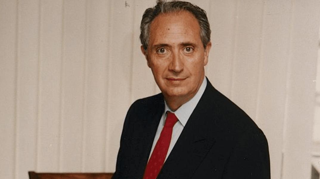 El empresario Publio Cordón, víctima del Grapo