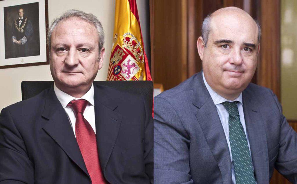 Sin sorpresas en la selección de los candidatos al Supremo: Están los favoritos Román y Hernández