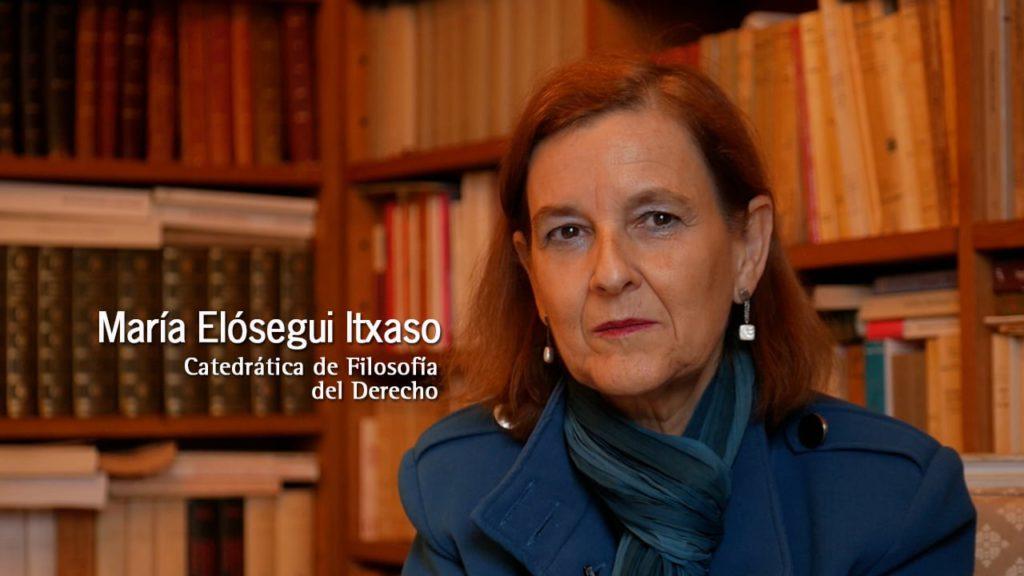 Solo una mayoría cualificada de los miembros del TEDH podría revocar el nombramiento de María Elósegui