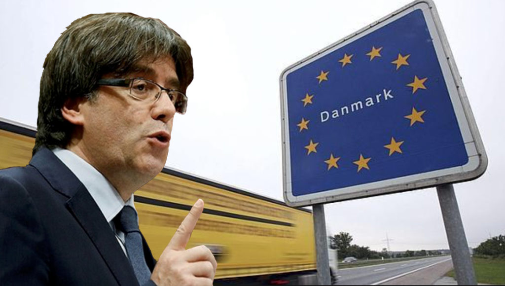 La Fiscalía solicitará activar la euroorden si Puigdemont viaja a Dinamarca