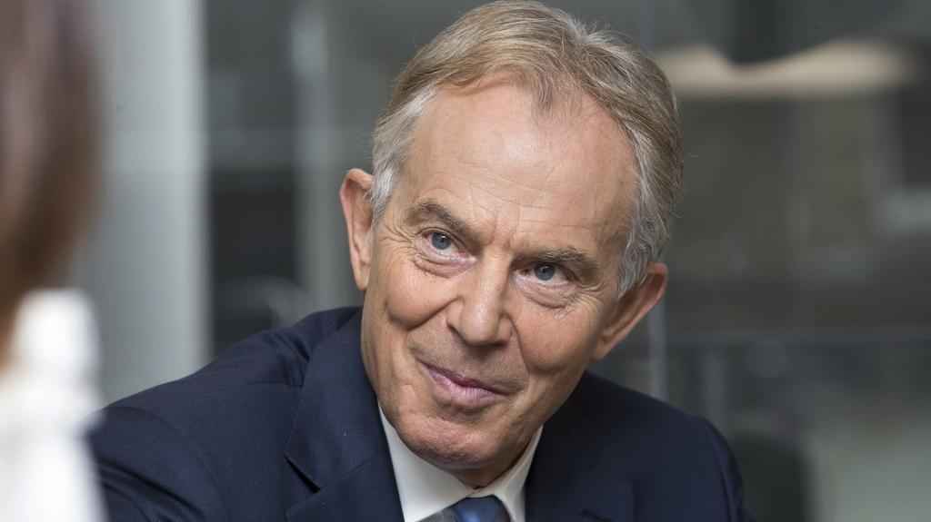 """La """"Tercera Vía"""" de Tony Blair propició la colaboración pública y privada"""