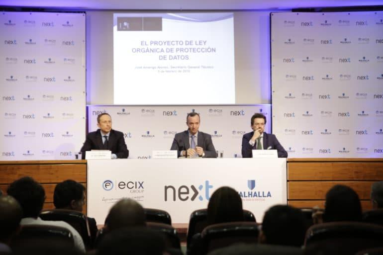 Justicia presenta el proyecto de ley que adaptará la normativa europea para la seguridad de datos