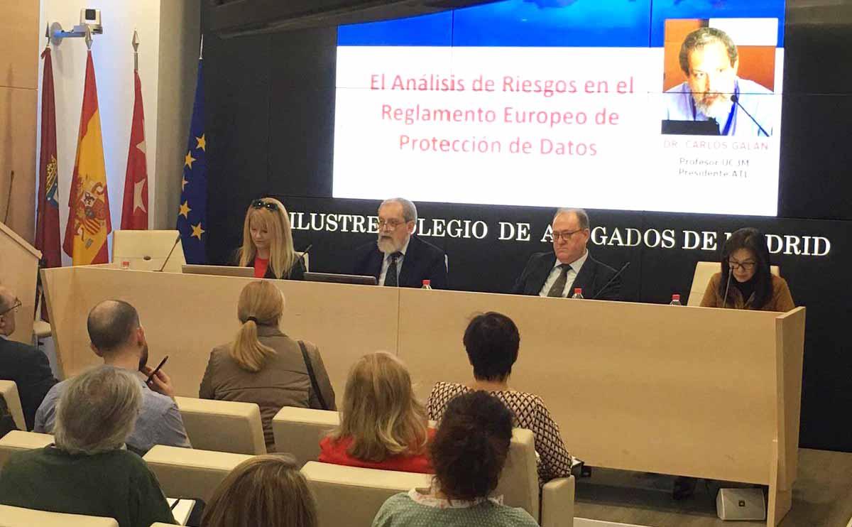Los abogados adaptan sus hojas de encargo al nuevo Reglamento Europeo de Protección de Datos