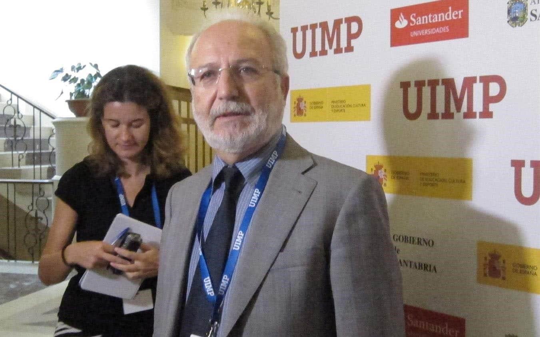 Manuel Dolz, secretario de Estado de Justicia.