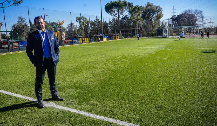 Lobby Soccer, la otra cara de Garzón Abogados para representar a deportistas