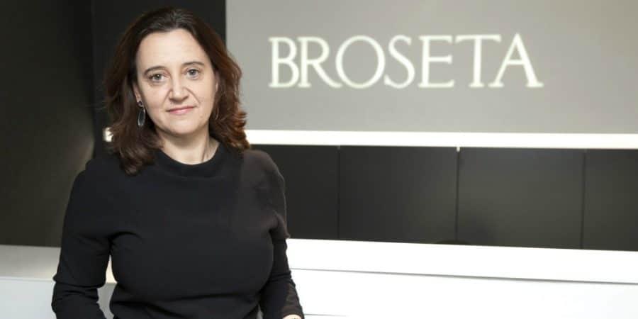 """Rosa Vidal, socia directora de Broseta: """"Una subida de impuestos no ayudaría ni a la estabilidad ni a la inversión"""""""
