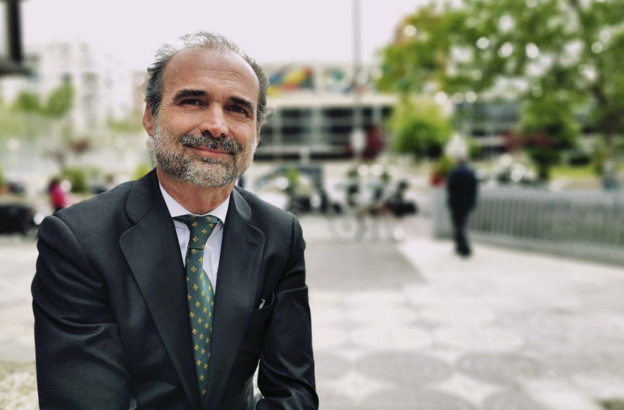 Íñigo Segrelles, profesor titular de derecho penal de la Facultad de Derecho de la Universidad Complutense y socio del despacho Del Rosal, Adame & Segrelles.