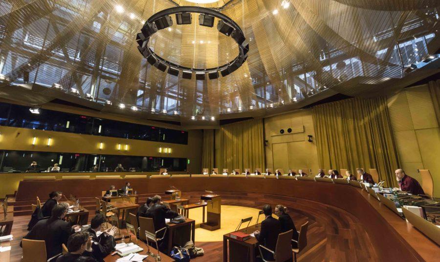 Varapalo final del TJUE a Polonia por tratar de jubilar a los magistrados del Supremo a los 65 años