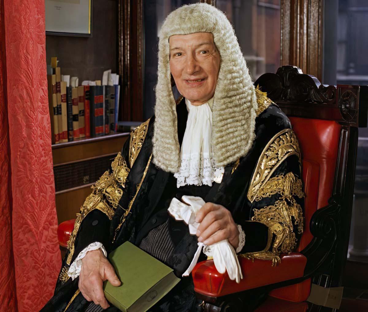 """Cartas desde Londres: Lord Denning, el Rockstar"""" de los tribunales (I)"""