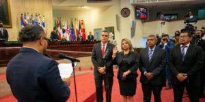 Destitución y nombramiento de magistrados del Constitucional en El Salvador