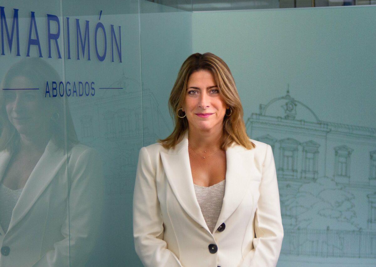 """El reto del teletrabajo empieza ahora"""", según Diana Rodríguez, socia directora de laboral en Madrid de Marimón Abogados"""